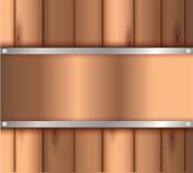 tła zmroku wektoru drewno również zwrócić corel ilustracji wektora Obraz Stock