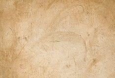 tło ściana żółty Obraz Royalty Free