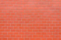 tło ściana ceglana nowa Fotografia Royalty Free