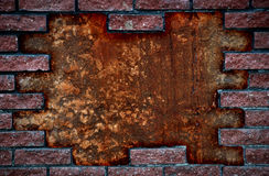 tło ściana makro- kamienna Zdjęcia Royalty Free
