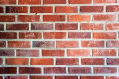 Tło ściana z cegieł Fotografia Stock