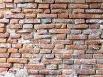 Tło ściana z cegieł Zdjęcie Stock