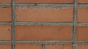tło ściana z cegieł obraz royalty free