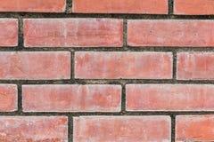 Tło ściana z cegieł tekstura obrazy royalty free
