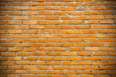 Tło ściana z cegieł tekstura 3 Fotografia Royalty Free