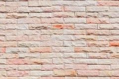 Tło ściana z cegieł tekstura obraz stock