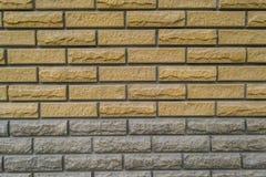 Tło ściana z cegieł tekstura Zdjęcia Royalty Free