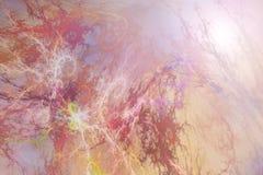 tło (1) miękka część kędzierzawa pomarańczowa Zdjęcia Royalty Free