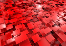 tło abstrakcjonistyczna czerwień ilustracja wektor