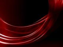 tło abstrakcjonistyczna czerwień Fotografia Royalty Free