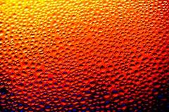 tło abstrakcjonistyczna czerwień Zdjęcia Stock