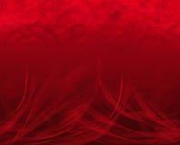 tło abstrakcjonistyczna czerwień Zdjęcia Royalty Free
