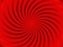 tło abstrakcjonistyczna czerwień Obraz Stock