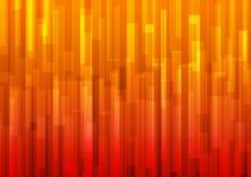 tło abstrakcjonistyczna pomarańcze Zdjęcia Stock