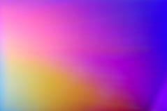 tło abstrakcjonistyczna tęcza Fotografia Royalty Free