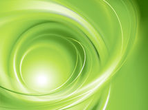tło abstrakcjonistyczna zieleń Zdjęcia Stock