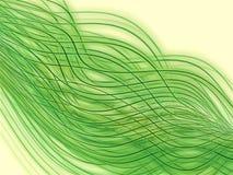 tło abstrakcjonistyczna zieleń Fotografia Royalty Free