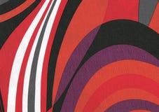 tło abstrakcjonistyczne krzywy ilustracja wektor