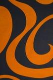 tło abstrakcjonistyczni kształty Obraz Royalty Free