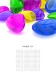 tło abstrakcjonistyczny kolor Fotografia Royalty Free