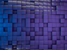 tło abstrakcjonistyczny sześcian Obraz Stock