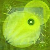 tło abstrakcyjna green Fotografia Stock