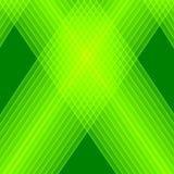 tło abstrakcyjna green Jaskrawy - zielone liny Geometryczny wzór w zielonych kolorach Fotografia Royalty Free
