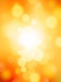 tło abstrakcyjna pomarańcze Obrazy Stock
