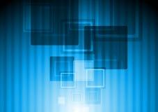 tło abstrakcyjna technologii Obraz Stock