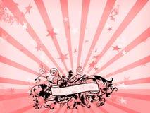 tło abstrakcyjne światła Zdjęcie Royalty Free