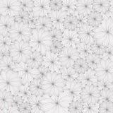 tło abstrakcyjne branch dekoracyjnego kwiecistego ilustracyjnego wektora Obraz Stock