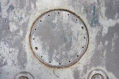 tło abstrakcyjne metaliczny Metal nitująca Tekstura Zdjęcie Stock