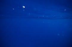 tło abstrakcyjne pod wodą Zdjęcie Royalty Free