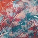 Tło abstrakta oleju pastel zdjęcie royalty free