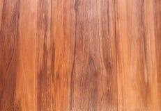 Tło Amerykański orzecha włoskiego drzewo Deski brązu kolor obrazy stock