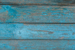 Tło błękitne deski Zdjęcie Stock