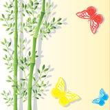10 tło bambusowy eps ilustraci wektor ilustracja wektor
