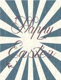 tło barwiący Easter jajek eps8 formata czerwony tulipanu wektor Obrazy Stock