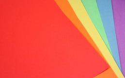 tło barwiący papier Obrazy Stock