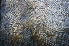 Tło barwiony miedziany metal obrazy stock