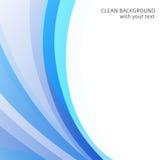 tło biel błękitny biznesowy Zdjęcia Stock