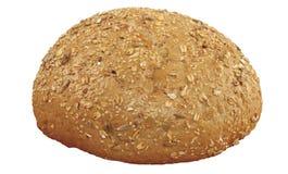 tło biel chlebowy świeży Zdjęcie Royalty Free