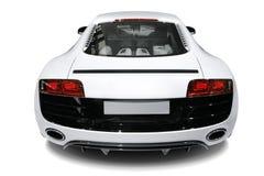 tło biel samochodowy niezależny statyczny Fotografia Royalty Free