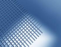 tło budowę linii horyzontalnych metalu Obraz Royalty Free