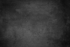 Tło czarny granitu kamień Obraz Stock