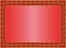 tło czerwień Zdjęcia Stock