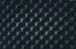 Tło dźwiękochłonna gąbka, ścienny soundproofing Zdjęcia Stock