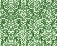 tło dekoracyjna zieleń Zdjęcie Stock
