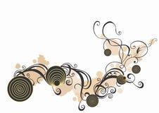 tło dekoracyjny ilustracja wektor