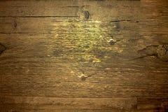 Tło deski starzeć się deski drewniany porysowany Zdjęcia Royalty Free